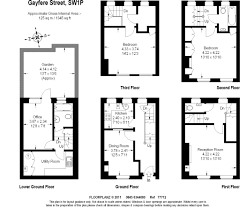 3 bedroom town house for sale in gayfere street westminster