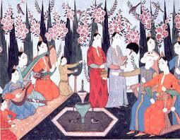 Harem Ottoman Salastina In Istanbul Salastina Society