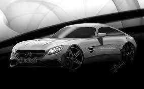 exclusive future car rendering 2016 2016 mercedes benz amg gt rendered why it matters updated