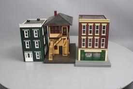 buy mth o scale switch tower renee u0027s liquor store u0026 3 story city
