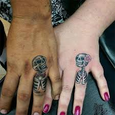 til death do us part forget rings these wedding tattoos are