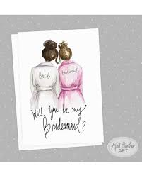 will you be my bridesmaid invitation 12 will you be my bridesmaid cards we martha stewart