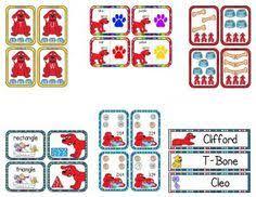 carlton cards clifford s big ornament 2004 w