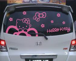 jual stiker kitty sticker tokopedia