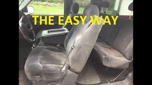 how to remove seats 1999 2006 chevrolet silverado tahoe suburban