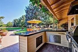 back yard kitchen ideas garden design garden design with backyard kitchen ideas custom