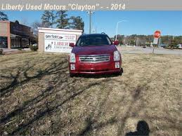 cadillac srx 2005 for sale cadillac used cars trucks for sale clayton liberty used