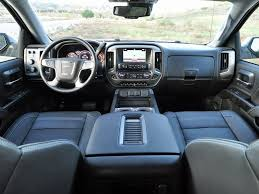 Gmc Sierra 2015 Interior 2016 Gmc Sierra 1500 Road Test And Review Autobytel Com