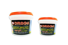 wall putty d955 acrylic wall putty draga e shop