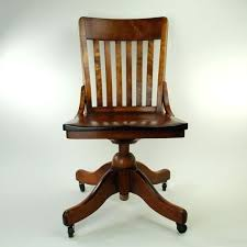 desk victorian oak desk chair or captains chair solid oak office