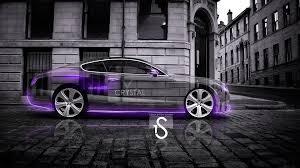 purple bentley bentley continental gt crystal city car 2013 el tony