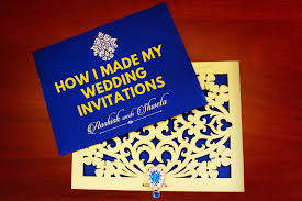 Making Your Own Wedding Invitations Diy How To Make Your Own Wedding Invitations Youtube