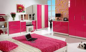 girls bedroom astonishing pink modern bedroom decoration