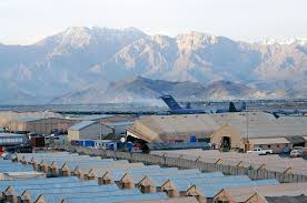 bagram air base map bagram airfield