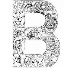 Coloriage de mandala lettre  Laborde yves