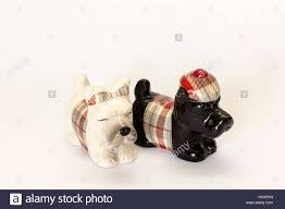 scottish terrier ornaments stock photo royalty free image