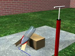 air powered water pump how to make a powerful air pressure rocket 8 steps