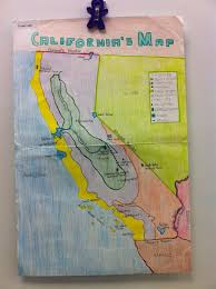 california map project social studies welcome to mrs kang s website room b11