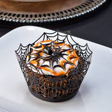 Spider Cakes For Halloween Cup Cake Decoration Ideas For Kids Adworks Pk