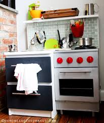 play kitchen from furniture ethan s manly diy play kitchen
