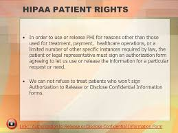 hipaa understanding the privacy and security regulations