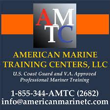 american marine training centers llc professional mariner