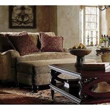 Oversized Armchair With Ottoman Bernhardt Tarleton Chair And 1 2 Wayside Furniture Chair