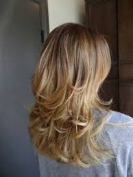 Stufenschnitt Lange Haare by Die Besten 25 Stufenschnitt Mittellang Ideen Auf