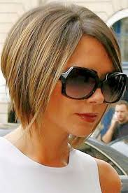 posh spice bob hair cuts victoria beckham hairstyles side view beckham bob haircut