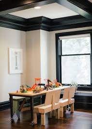 Kid Proof Interior Paint 8 Reasons To Paint Your Interior Trim Black