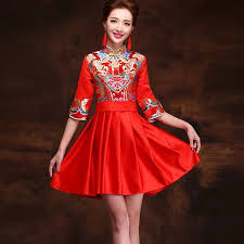 robe mariã e orientale style chinois robe traditionnelle chine vêtements robes robe