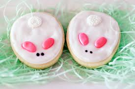 Easy Easter Cookies Decorated 4 Ways