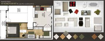 3d Home Design Kit