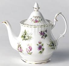flowers of the month royal albert china series flower of the month series s and