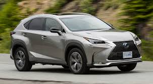 lexus suv driven lexus nx 200t suv tested in british columbia image 286416