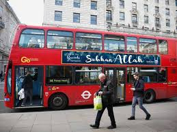 Political Ads Banned From San Francisco Buses Trains Muslim Charity To Put Allah Is Great Posters On Buses To Portray