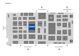 How To Get A Floor Plan Zeiss At Escrs 2017 In Lisbon Portugal Medical Technology