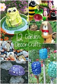 Garden Decorating Ideas Pinterest Garden Decorating Ideas With Rocks And Stones Garden
