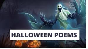 Funny Halloween Poems That Rhyme New Halloween Poems For Kids 2017 Happy Halloween 2017