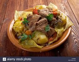 basma stew farm style with tender potatoes