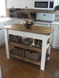 hickory prestige door kitchen island seats 4