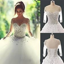 wedding dress size 16 2017 white ivory gorgeous princess wedding dress bridal