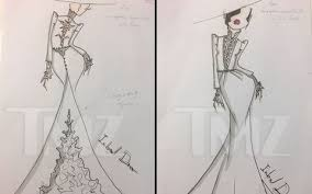 drawing wedding dresses speculation grows meghan markle s wedding dress could be a racy