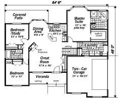Floor Plan Of A House Design Great Floor Plan Love 1500 Square Foot Cottage House Plans