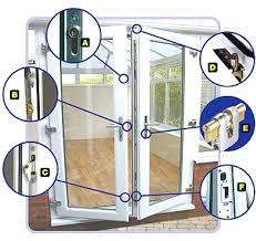 Upvc Patio Door Security Patio Door Security Locks Alluring Patio Door Security With