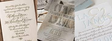 Letterpress Invitations New York City Midtown Wedding Invitations Personalized Custom