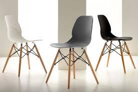 sedie la seggiola la seggiola shell wood chaises