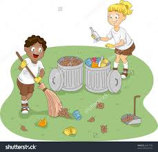 kids cleaning the environment clipart clipground
