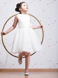 robe mariage fille robe cérémonie fille robe mariage enfant robe cortége lula sur