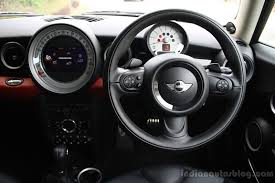 mini cooper interior interior review mini cooper s